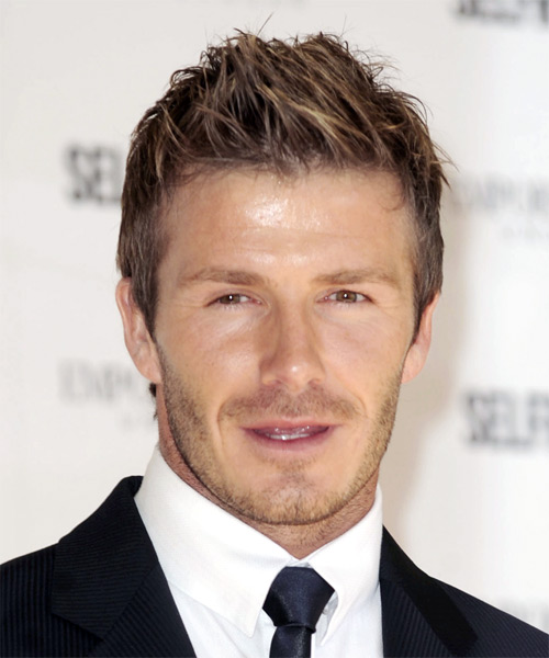 David Beckham Hair