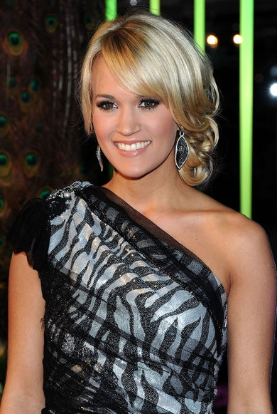 Carrie Underwood Hairstyles Hairstyles Weekly