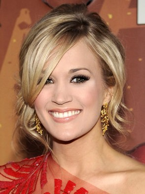 Groovy Carrie Underwood Hairstyles Hairstyles Weekly Short Hairstyles Gunalazisus