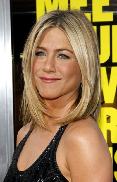 Jennifer Aniston bob haircut