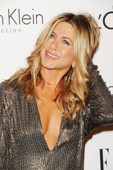 2012 Jennifer Aniston long hairstyle