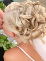 best wedding updo hairstyles