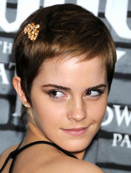 short pixie cut 2012