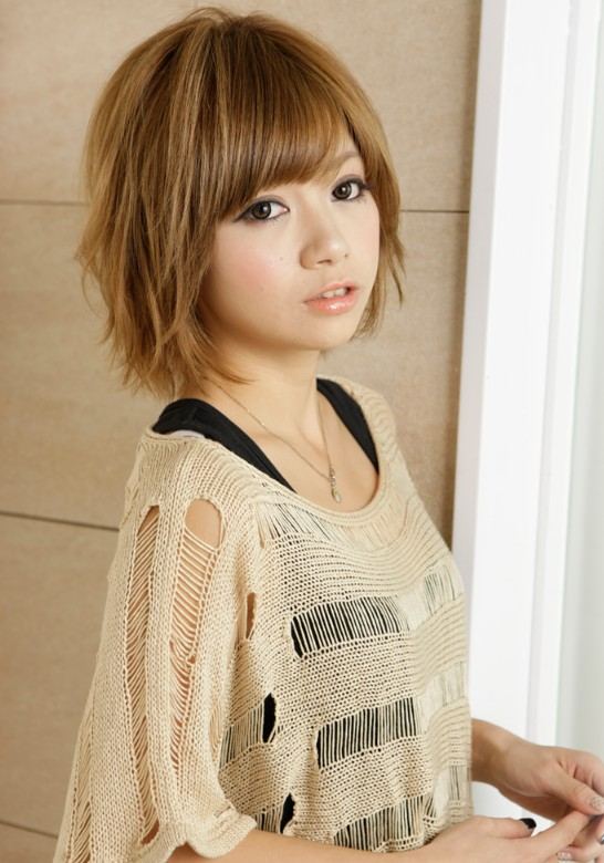 cute-short-asian-hairstyles