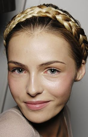 Cute Crown Braid Hairstyles