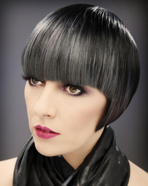 20 Popular Short Hair Styles With Bangs  Hairstyles Weekly
