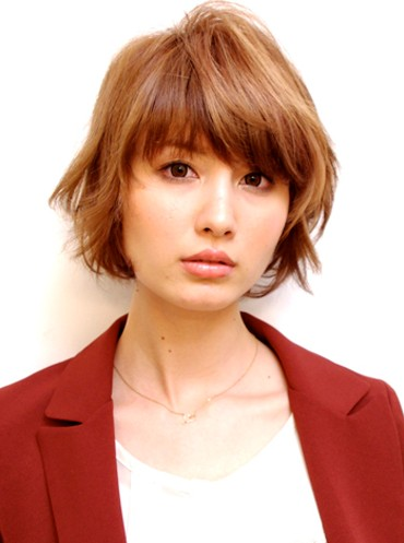 2012 Short Japanese Haircut