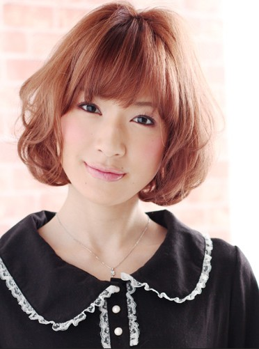 2012 Short Japanese Hairstyle