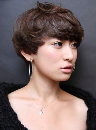 2013 Asian Haircut