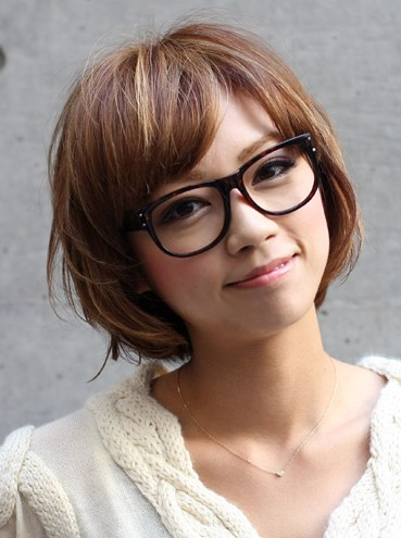 2013 Cute Asian Hairstyles for Girls