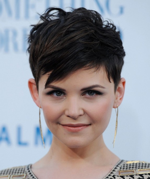 2013 short hairstyles from ginnifer goodwin