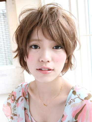 2013 Short Japanese Hairstyle