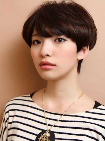 2013 Stylish Japanese Hairstyle