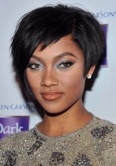 Astounding Medium Wavy Hairstyles Hairstyles Weekly Short Hairstyles For Black Women Fulllsitofus