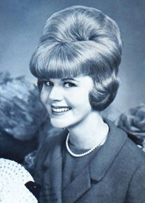 60s hair styles bouffant hairstyle - Hairstyles Weekly