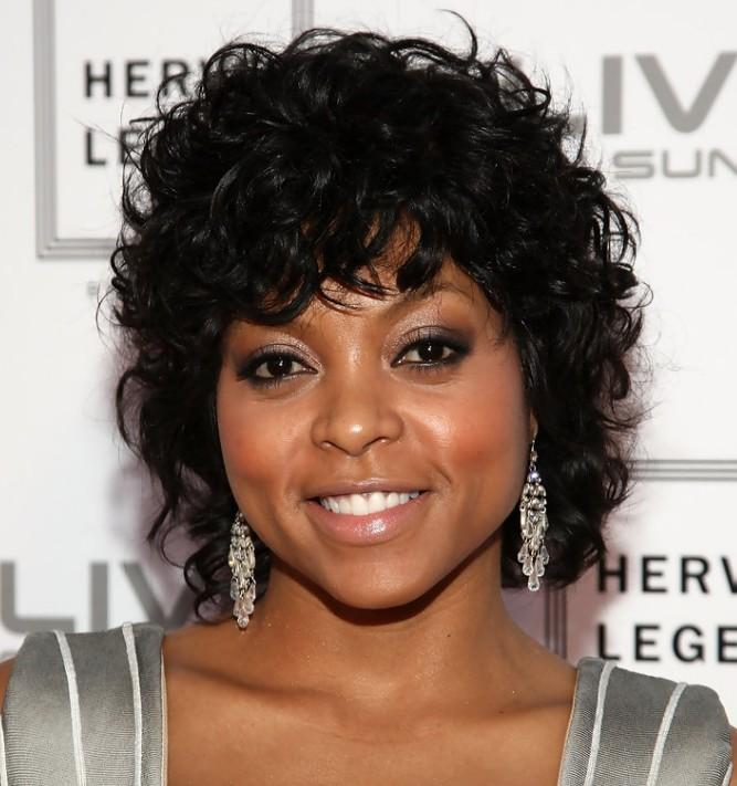 Terrific African American Curly Bob Hairstyle Hairstyles Weekly Short Hairstyles Gunalazisus