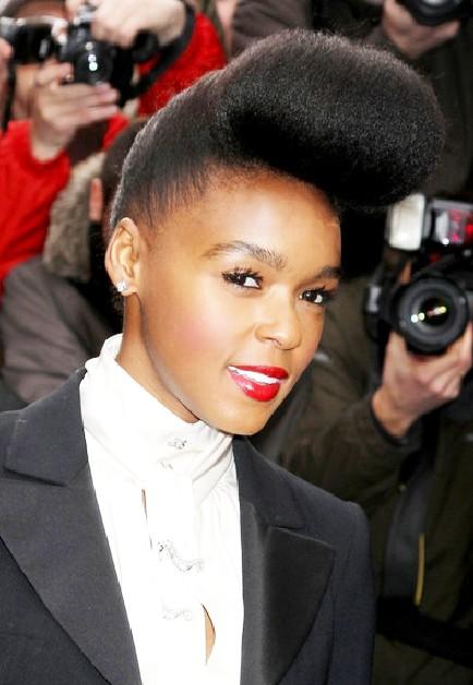 Groovy Elegant Pompadour Hairstyles For Ladies Hairstyles Weekly Short Hairstyles For Black Women Fulllsitofus