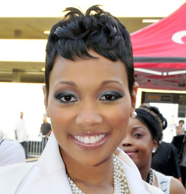 Black African American Short Hairstyles