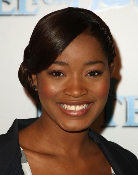 Pleasant Black And African American Prom Hairstyles Hairstyles Weekly Short Hairstyles For Black Women Fulllsitofus