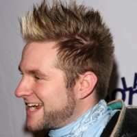 Blake Lewis Faux Hawk Haircut