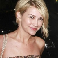 Celebrity Inverted Bob Haircut