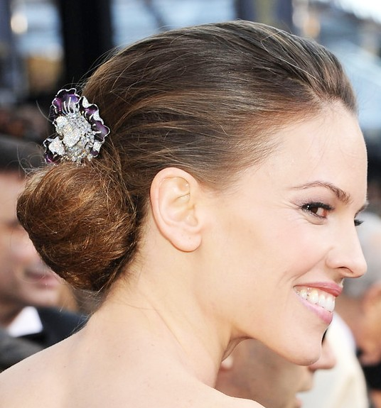Chignon Hairdos  Hairstyles Weekly