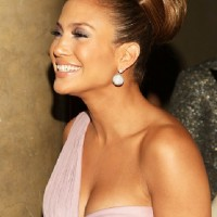 Chignon Updos for Summer 2012 -2013