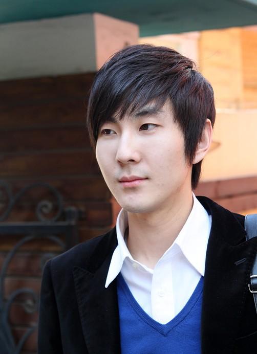 Classic Asian Haircuts for Men