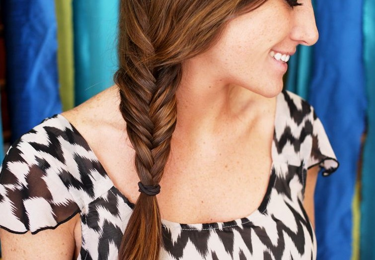 Classic Fishtail Braid