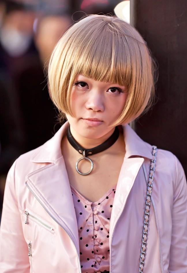 Admirable Cool Japanese Bob Hairstyle Hairstyles Weekly Short Hairstyles Gunalazisus