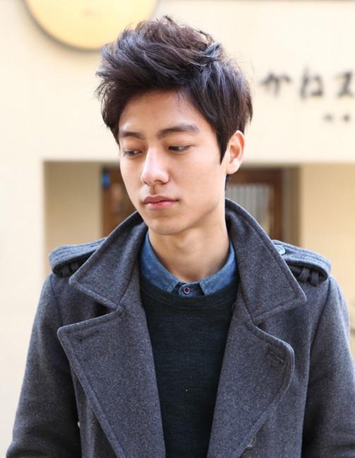 Marvelous Cool Korean Haircut For Men Hairstyles Weekly Short Hairstyles For Black Women Fulllsitofus