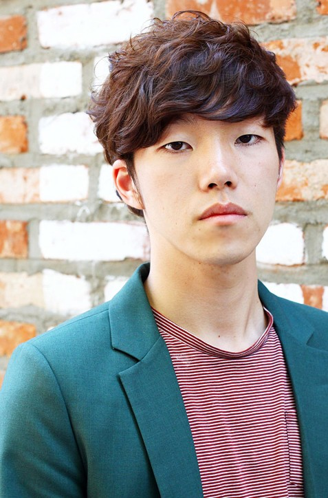 Super Curly Korean Hair Style For Men Hairstyles Weekly Short Hairstyles Gunalazisus