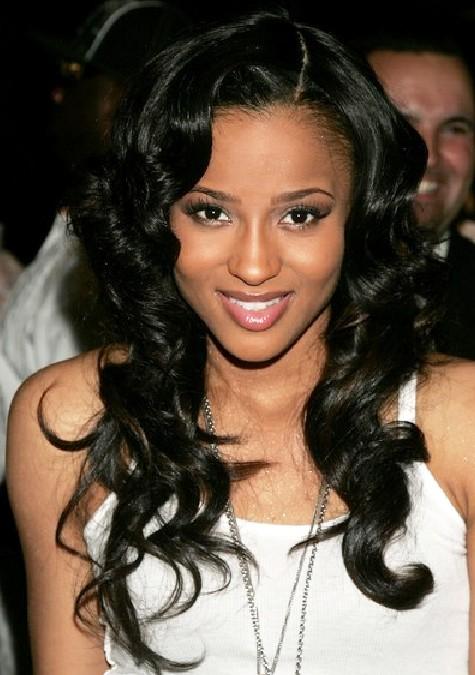 Awe Inspiring African American Prom Hairstyles Hairstyles Weekly Short Hairstyles For Black Women Fulllsitofus