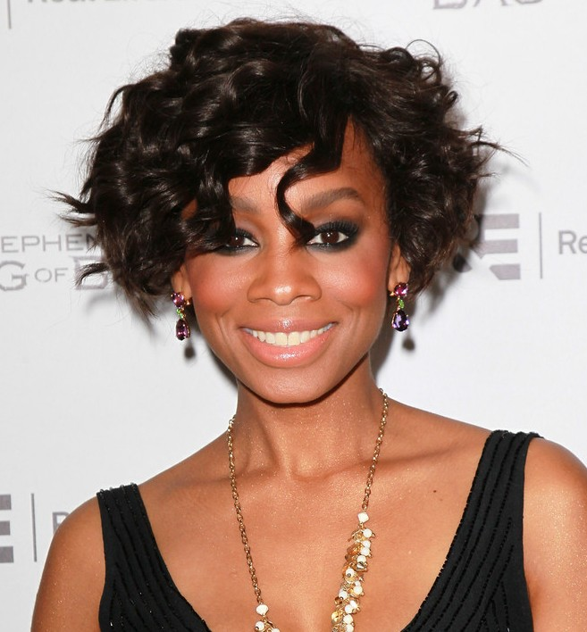 Phenomenal 20 Curly Wavy Bob Hairstyles For Women Hairstyles Weekly Short Hairstyles For Black Women Fulllsitofus