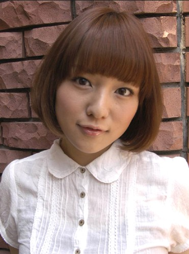 Cute Japanese Bob Haircut
