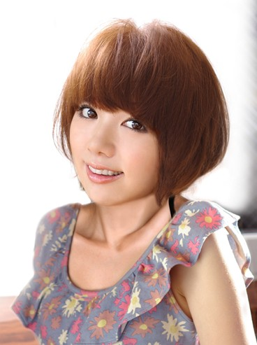 Cute Japanese Bob Hairstyle
