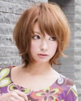 Cute Japanese Girls Hairstyle