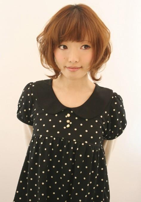 Strange 16 Cute Short Japanese Hairstyles For Women Hairstyles Weekly Hairstyles For Men Maxibearus