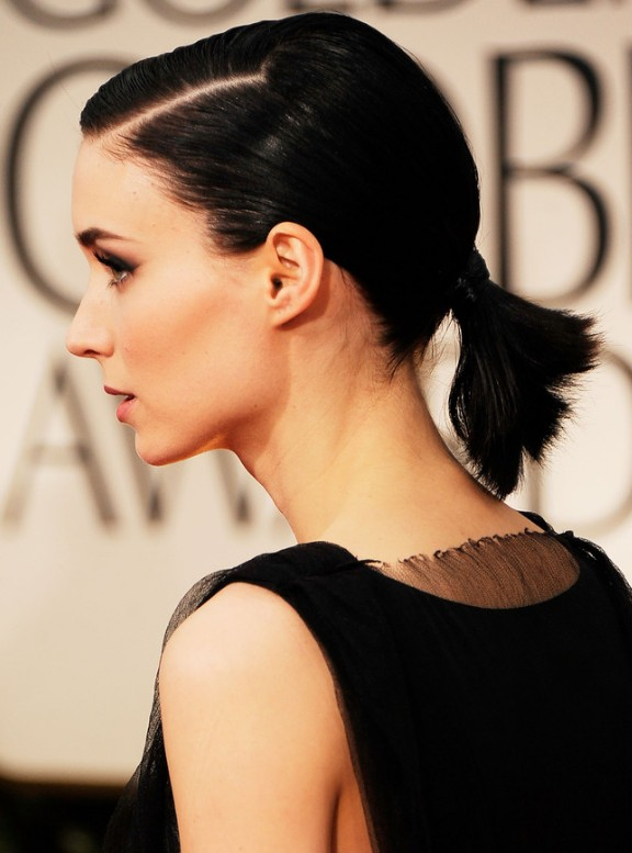 Cute Short Ponytail Hairstyle 2013 - Hairstyles Weekly