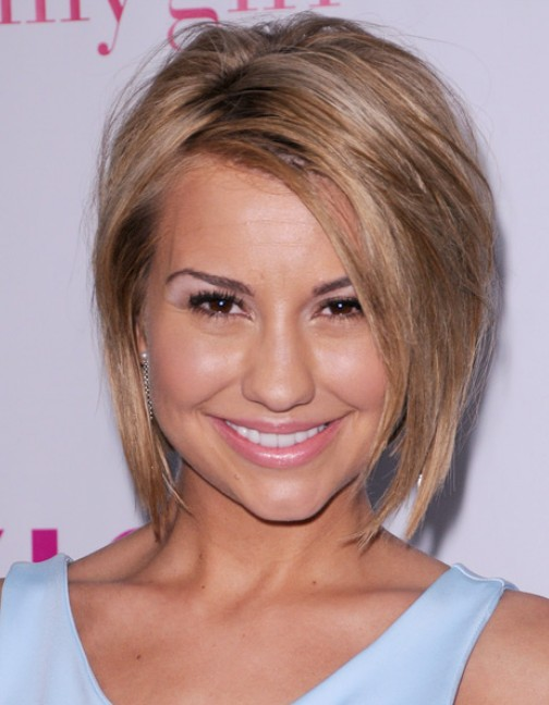 10. Latest Casual Short Straight Hairstyle from Chelsea Kane