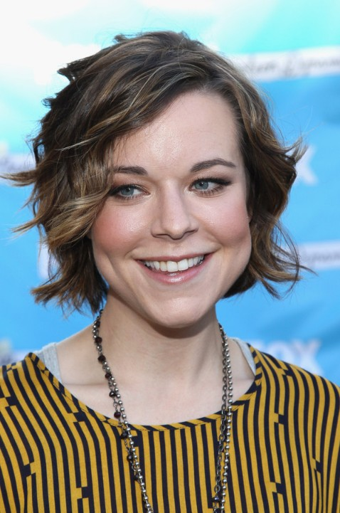 Incredible Cute Short Wavy Hairstyle For Women Hairstyles Weekly Short Hairstyles Gunalazisus