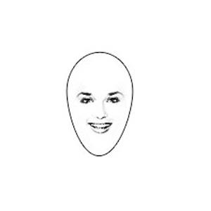 Diamond Face Shape