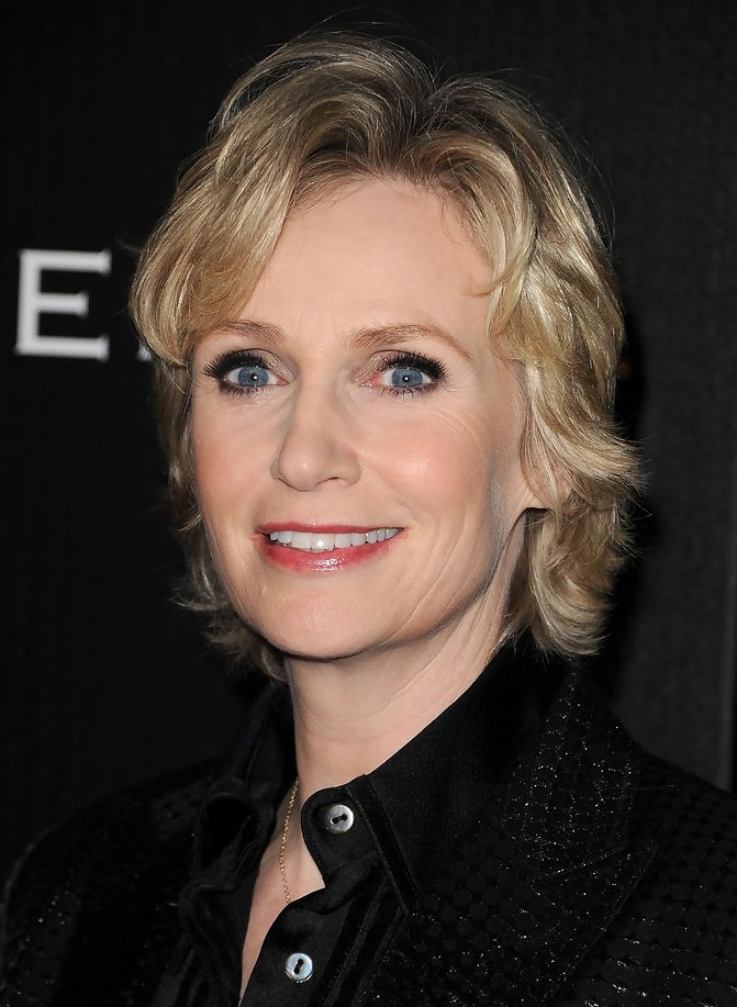 Jane Lynch Hairstyle for women over 50