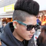 High Top Fade Hairstyle for Guys