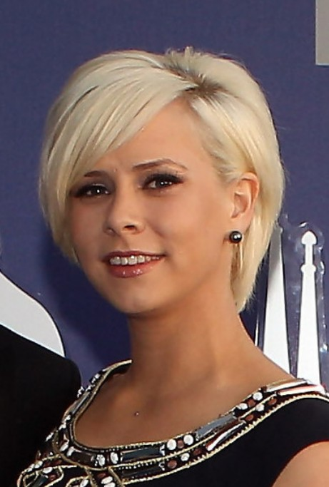 Holly Sweeney Short Bob Haircut