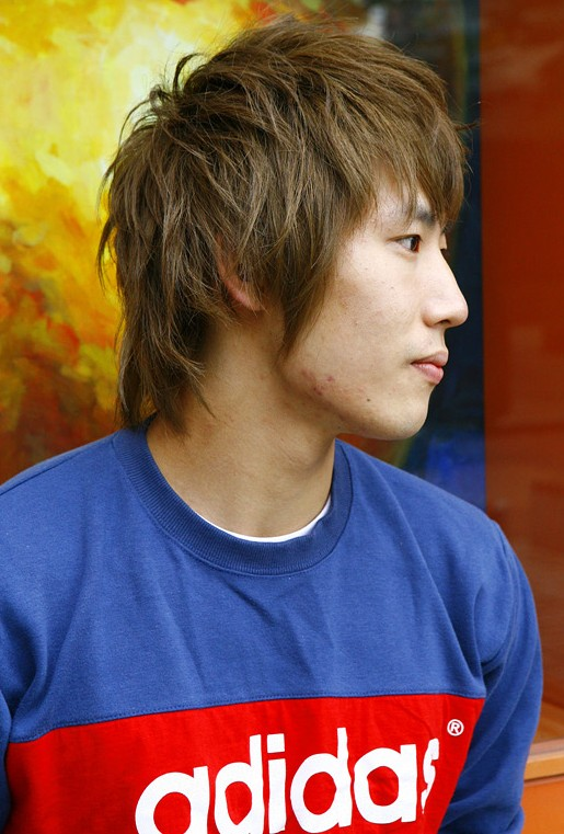Korean Hairstyles For Guys Hairstyles Weekly