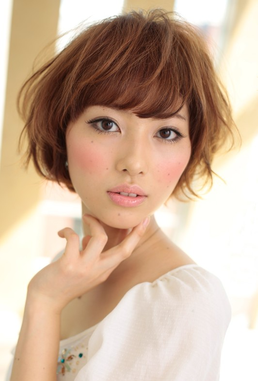 Japanese Short Hairstyle