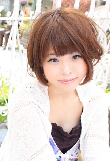 Terrific 16 Cute Short Japanese Hairstyles For Women Hairstyles Weekly Hairstyles For Men Maxibearus