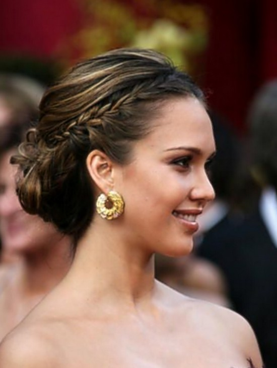 Braided Bun Hairstyles Hairstyles Weekly