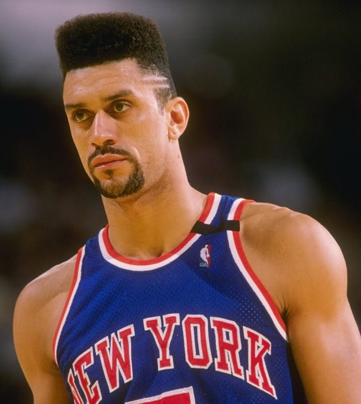 Kenny Walker's Hi-top Fade Haircut